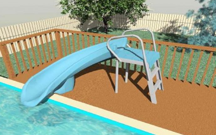 Above ground swiming pool design slides | Roselawnlutheran