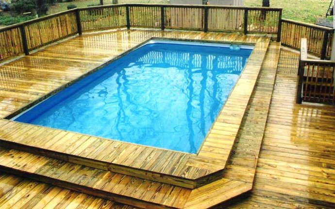 Above Ground Swimming Pools Pictures   Tha Pool   Pinterest
