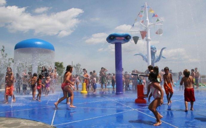Splash parks for kids on Long Island | Newsday