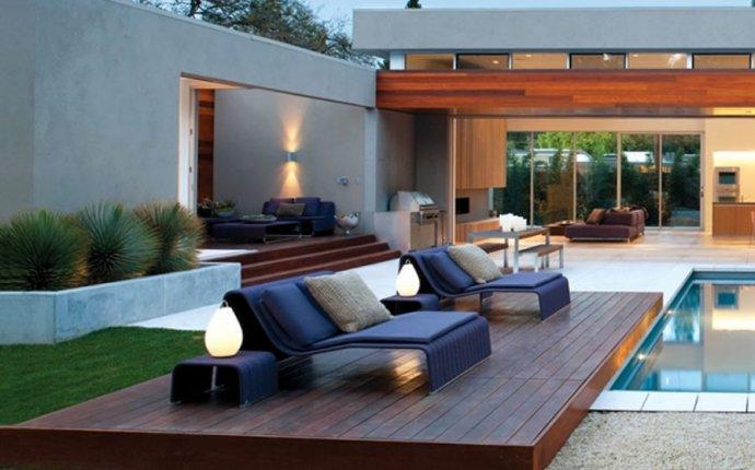 Swimming Pool Furniture Ideas | Pool Design Ideas