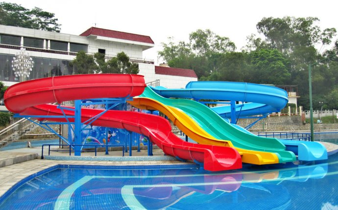 cool swimming pools with slides.  With Swimming Pool Slides For Kids And Cool Pools With Slides