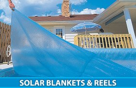 Solar Blankets and Reels