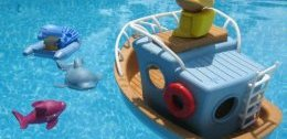 Sprig's Dolphin Adventure Playset